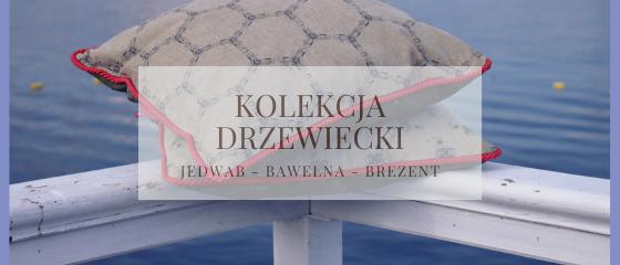 Dekoracyjne poduszki - kolekcja Drzewiecki - Ręcznie wykończone - Polish Special