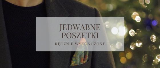 jedwabne poszetki - Polish Special