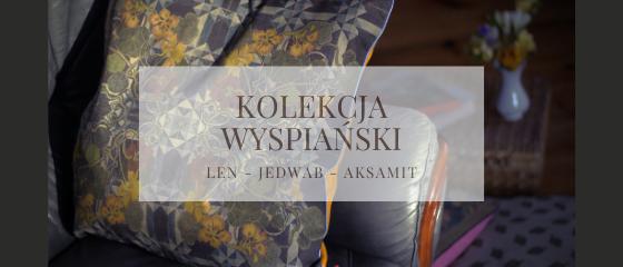 Dekoracyjne poduszki - kolekcja Wyspiański - Ręcznie wykończone - Polish Special